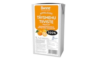 Bonne 1l Appelsiinitäysmehutiiviste 300%