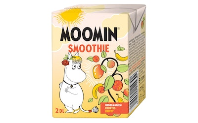 Moomin smoothie 2dl hedelmä