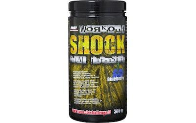 FAST Workout Shock tehonlisäysjuomajauhe kirsikka 360g