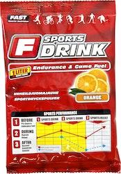 FAST Sports Drink urheilujuomajauhe sitruuna 45g