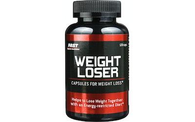 FAST Weight Loser 120 kapselia laihdutusvalmiste