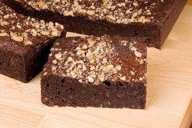 Alen Oy Suklaa Fudge Brownie 1000g, kypsäpakaste