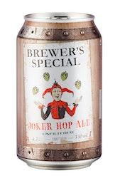Brewer's special Joker Hop ale 4,7% 0,33l