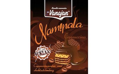 Vanajan Nam!pala Cappuccino Suklaavohvelipala 215 g