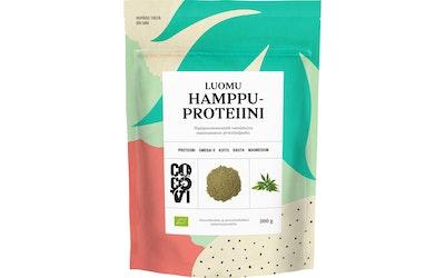 CocoVi Luomu Hamppuproteiinijauhe 300g luomu