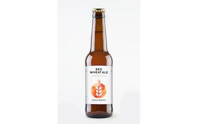 American Red Wheat Ale 4,5% 0,33l klp