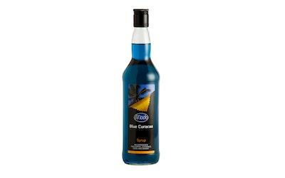 Modo Sininen Curacao makusiirappi 70cl