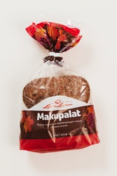 Leivo Makupalat 420g, ruissekaleipä