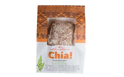 Leivon Chia!Siemenleipä 280g, siemenleipä