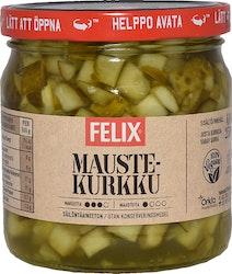 Felix maustekurkkukuutio 410/250 g
