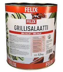 Felix grillisalaatti, kesäkurpitsapikkelssi 8,5kg