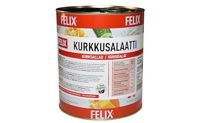 Felix kurkkusalaatti 3,2kg