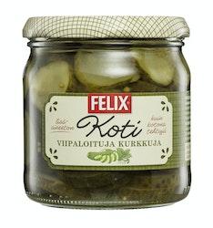 Felix Koti viipaloituja kurkkuja 220 g