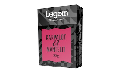 Monarch karpalo-manteli mix 30g