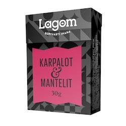 Monarch karpalo-manteli mix 30g