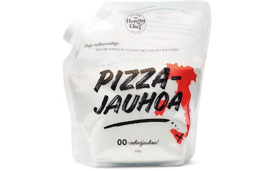Hungry Chef pizzajauho 750g