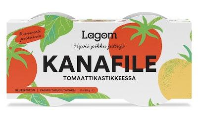 Lagom Kanafile tomaattikastikkeessa 2 x 80 g
