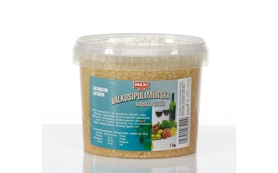 Maxi 1kg Valkosipulimurska