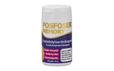 Hankintat Fosfoser memory 45kpl 45g