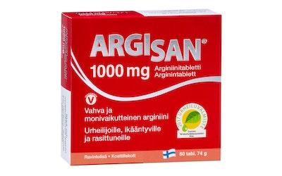 Argisan Arginine tabletti 60kpl 74g