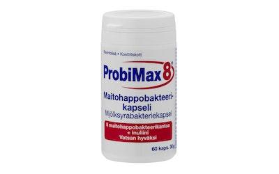 Probimax 8 maitohappobakteeri60kpl/30g