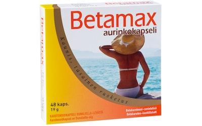 Hankintat Betamax aurinkokaps 48kpl