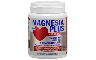 Hankintat Magnesia plus 180kpl 180g