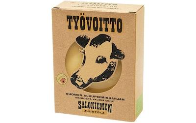 Työvoitto Saloniemen lehmän gouda 200g luomu
