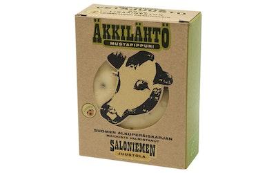 Äkkilähtö Saloniemen salaattijuusto 200g mustapippuri luomu