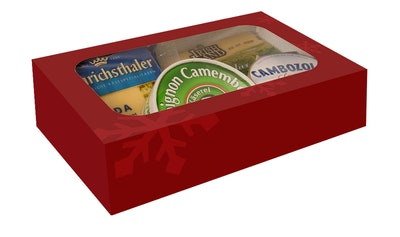 Jukkola juustolahjapaketti 725 g