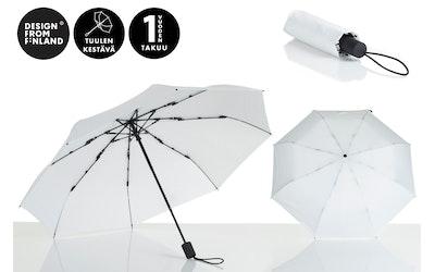 Lasessor Pisara sateenvarjo valkoinen