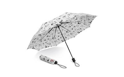 Lasessor Muumi sateenvarjo valkoinen