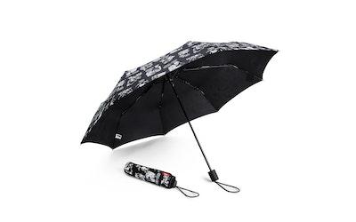 Lasessor Muumi sateenvarjo musta