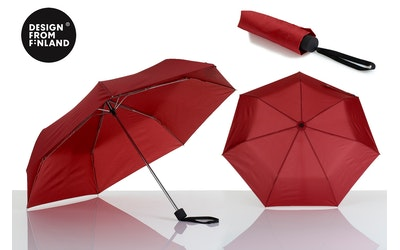 Lasessor Pisara sateenvarjo punainen