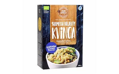 Sunspelt kvinoa 400g luomu