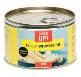 Spice Up bambunverso 225/140g viipale