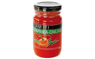 Jam It! Paprika-chilihillo 150g