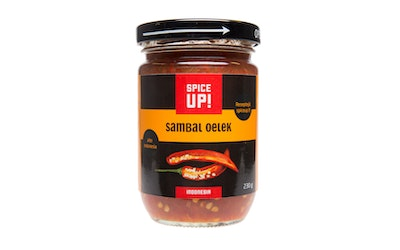 Spice Up! Sambal oelek chilitahna 230g