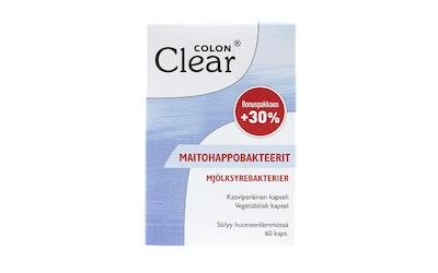 Colon Clear maitohappobakteeri 60kpl/27g