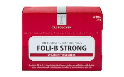 Tri Tolosen foli-B strong 60tabl/44g