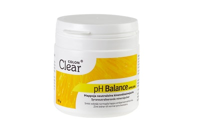 Colon Clear ph Balance 150g appelsiini