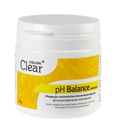 Colon Clear ph Balance 150g appelsiini