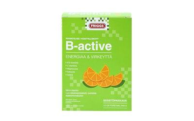 B-active porevitamiini 3x20kpl 240g