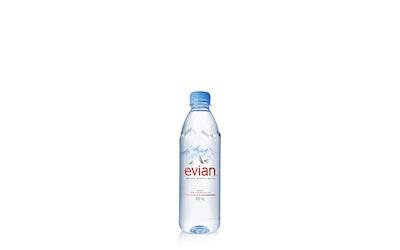 Evian 0,5l luontainen kivennäisvesi