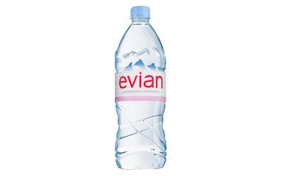 Evian Luonnonkivennäisvesi 1l