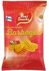 Real Snacks 100g barbeque perunalastu
