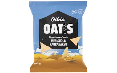 Chipventures Oatis sea-salt 150g