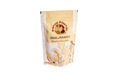 Porvoon Paahtimo vaniljakahvi 150g suodatinjauhatus