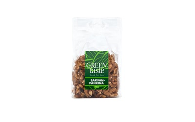 Green Taste saksanpähkinä 140g