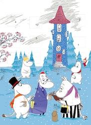 Muumi 75g Suklaajoulukalenteri